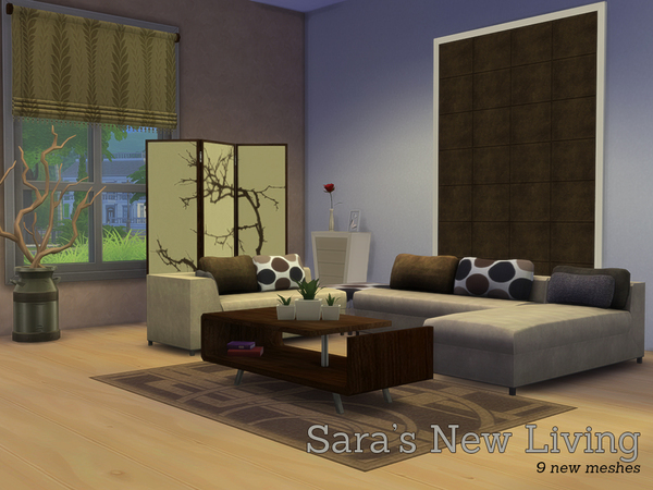 Angela 39 s sara 39 s new livingroom for 3 star living room chair sims