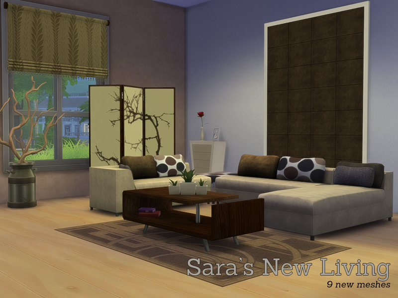Angelas Saras New Livingroom