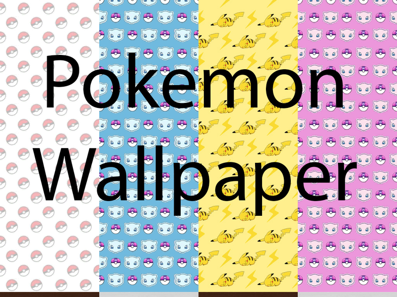 Jdawglivins Pokemon Wallpaper 1