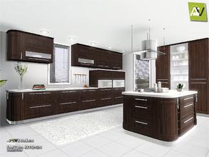 Sims 4 Küche | Free Sims 3 Kitchen Sets