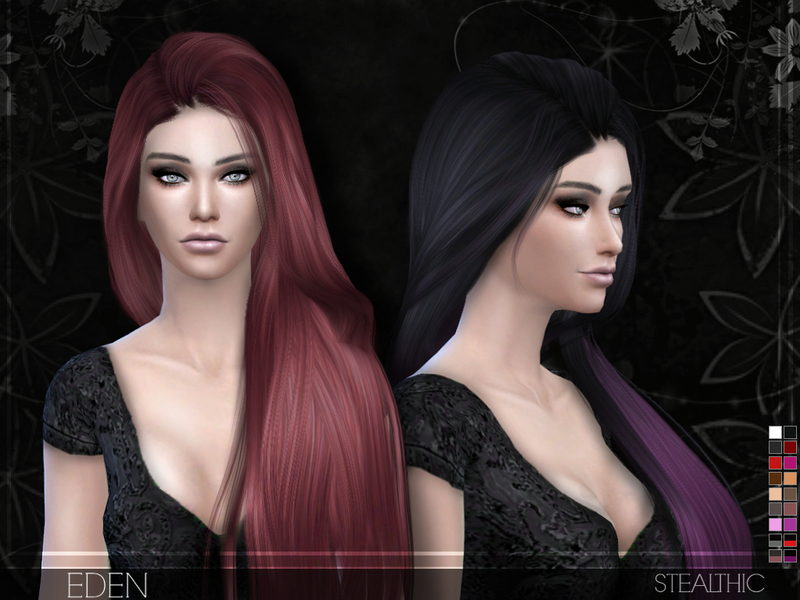 Stealthic Eden Female Hair