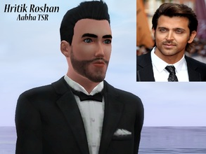 Sims 3 — Hritik Roshan by Aabha2 — Hrithik Roshan (born 10 January 1974) is an Indian film actor. He has established a