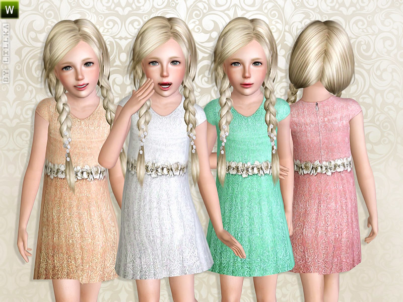 Pastel Colored Dresses