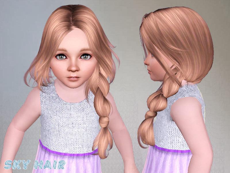 Skysims Hair Toddler 250 po