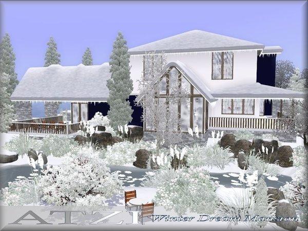 Atzi S Winter Dream Mansion