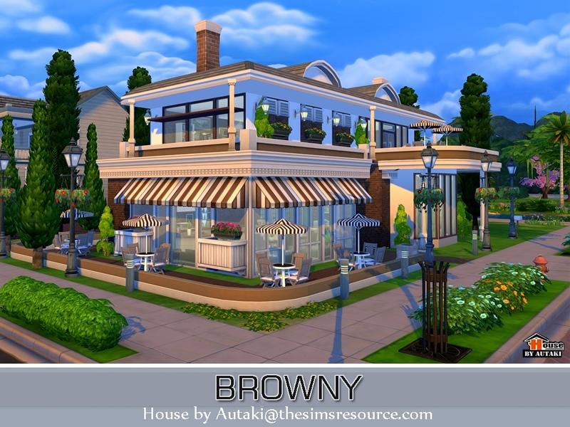 Autaki s browny bar and restaurant