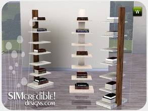 Downloads Sims 3 Object Styles Furnishing Storage Book