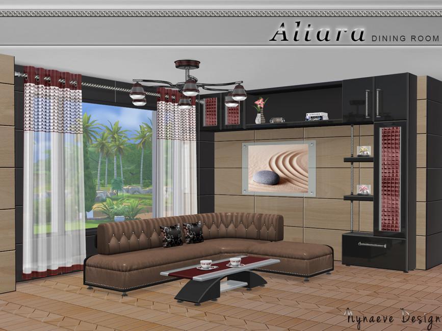nynaevedesign's altara living room