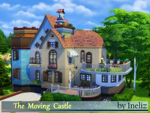 Sims 4 Downloads castle