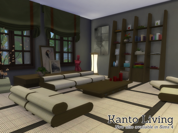 Kanto Living by Angela