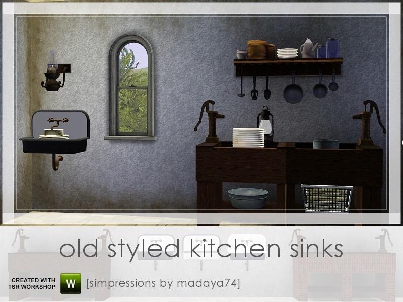 madaya74\'s Old Styled Sinks