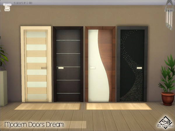 Devirose S Modern Doors Dream