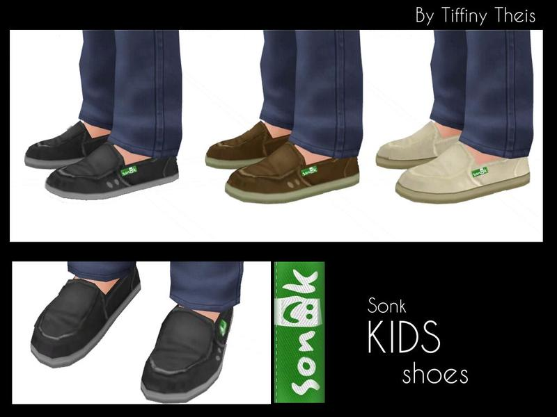 Tiffybee S Kids Sonk Shoes