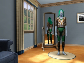 Sims 3 — MoongladeElderSet by egyptiansimlover2 — Here we have the Moonglade set for Elder Male and Female. I thought