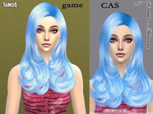 Sintiklia - Hair s07 Amanda