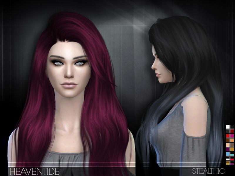 Stealthic - Heaventide (Female Hair)