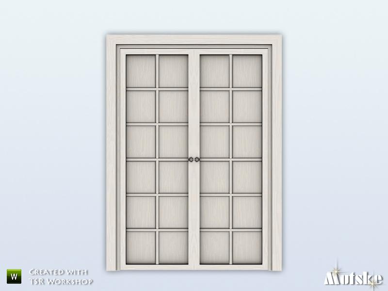 Mutske S Door Wicklow Privat 2x1