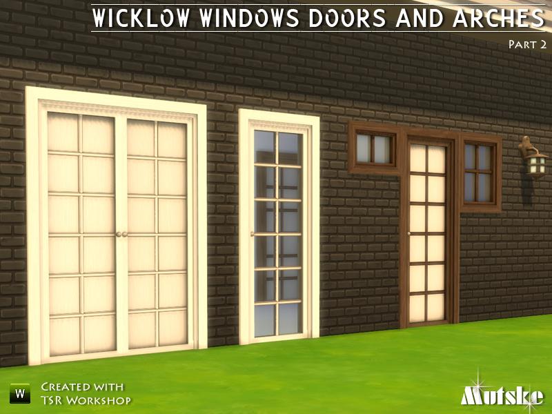 Mutske S Wicklow Windows And More Part 2