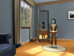 Sims 3 — CenarionRaiment by egyptiansimlover2 — I decided to make this set its for young feral druids since the other