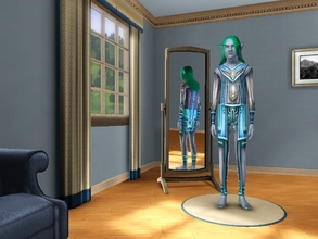 Sims 3 — DevoutPriestEM by egyptiansimlover2 — After doing some searching online I found the pants version of the Devout