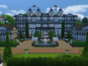 Sims 4 Lots Mansion