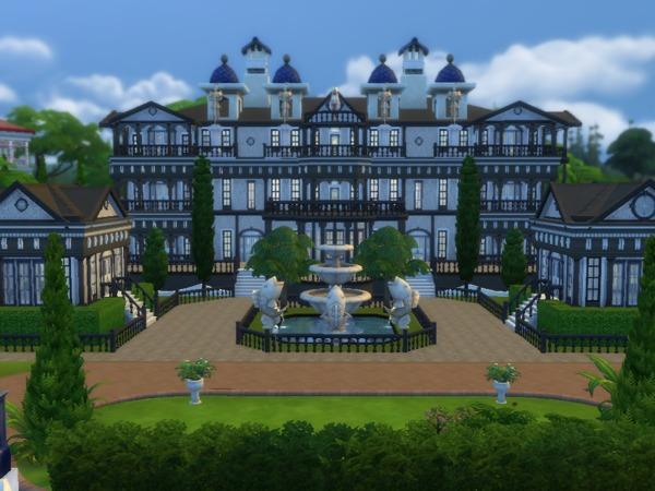 Tomostergreen S Barons Mansion V2