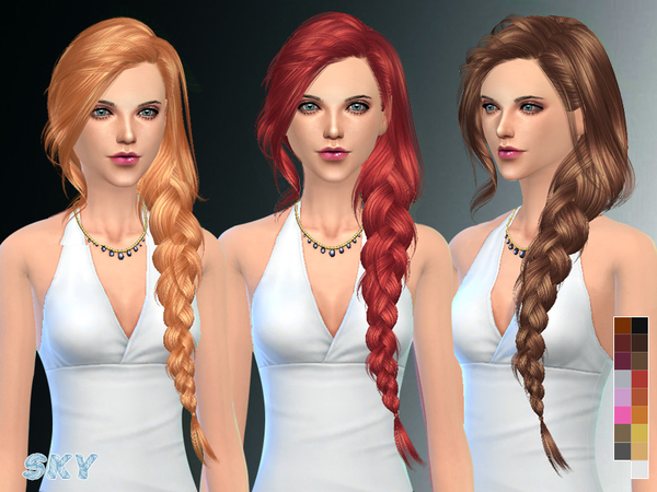 Admirable Good Sims 4 Custom Content Page 2 Short Hairstyles For Black Women Fulllsitofus