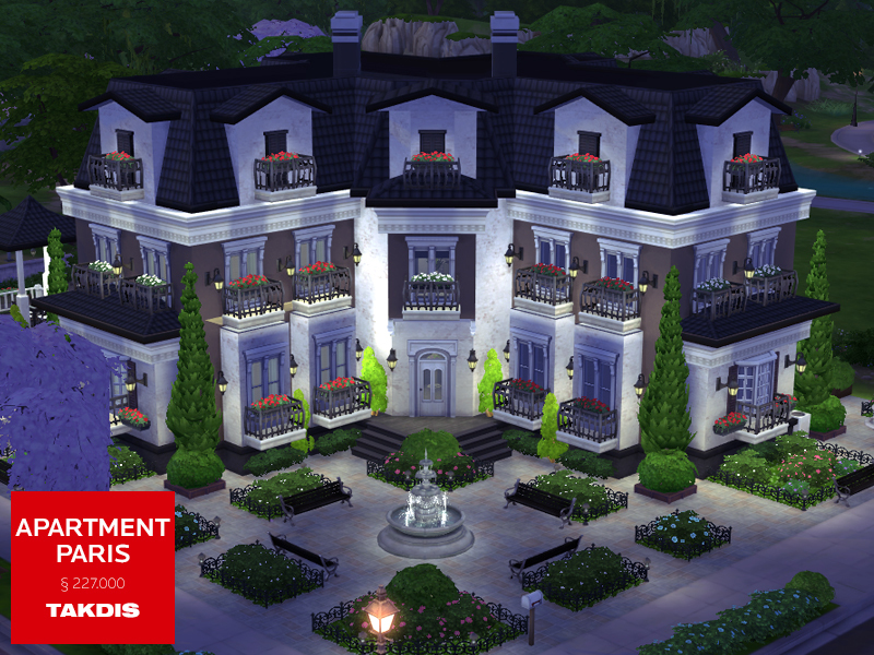 how to make an apartment in sims 4
