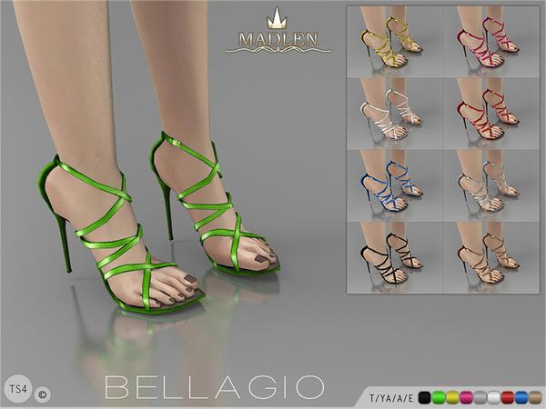 Madlen Bellagio Shoes