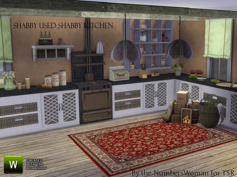 Shabby Bargain Shabby Chic Kitchen