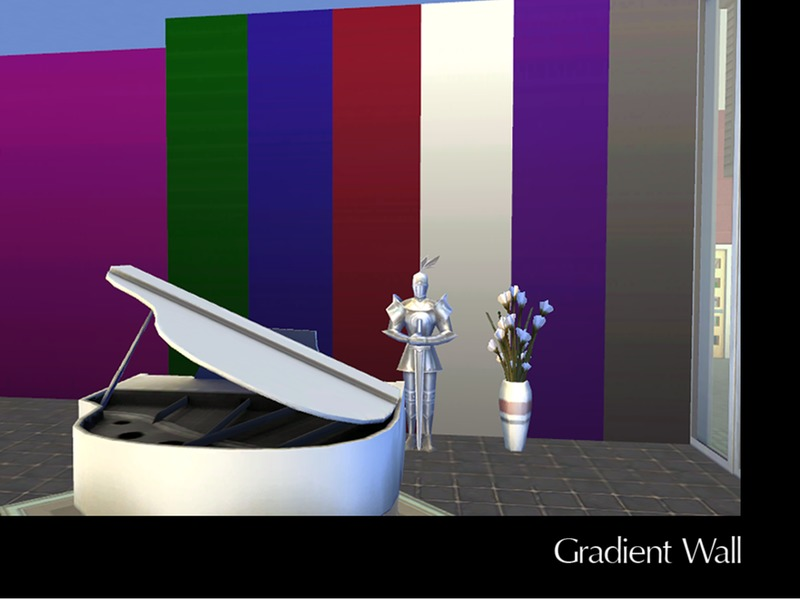 Gradient Wall Paint