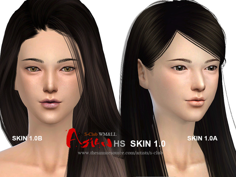 S Club Wmll Ts4 Asian Hs Nd Skintones10