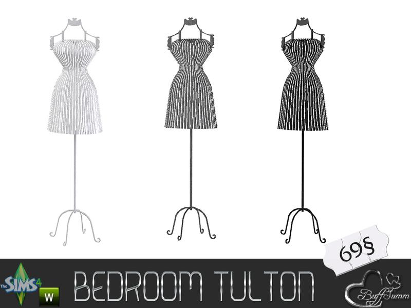 Bedroom Decor Curtains