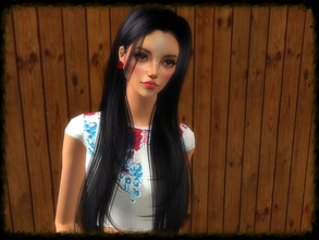 Sims 2 — Lynn by sirok2 — It\'s young and tender girl who dreams about good life in your game