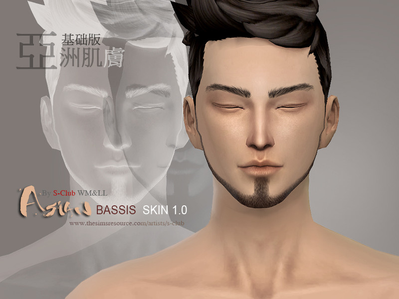 S Club Wmll Ts4 Asian Bassis Nd Skintones1 0
