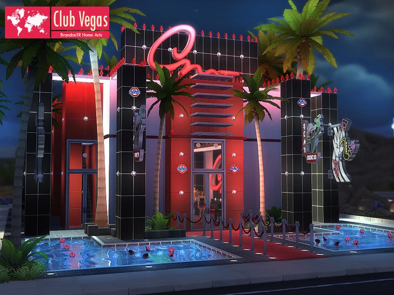 sims 4 stargazer lounge lot mod download