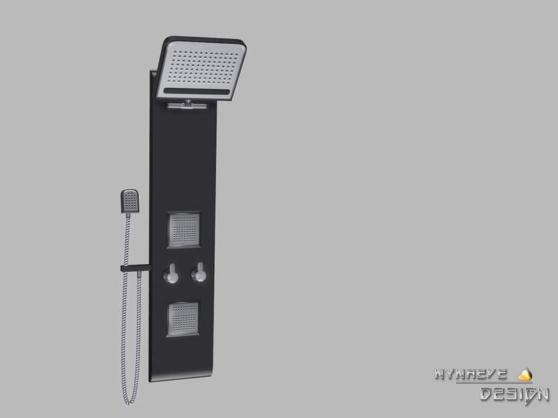Nynaevedesign S Altara Shower Panel