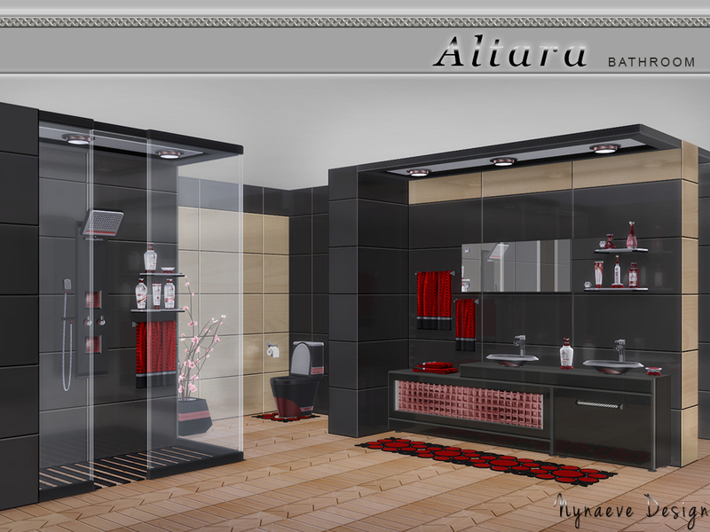 Nynaevedesign S Altara Bathroom