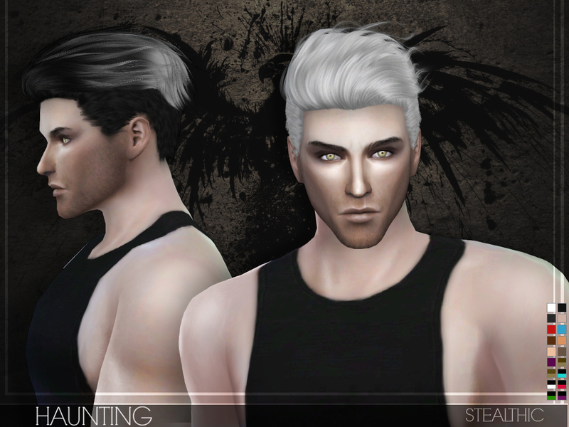 Stealthic Haunting Male Hair
