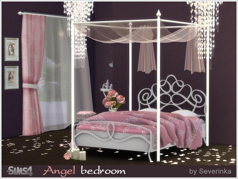 Severinka S Romantic Bedroom Angel