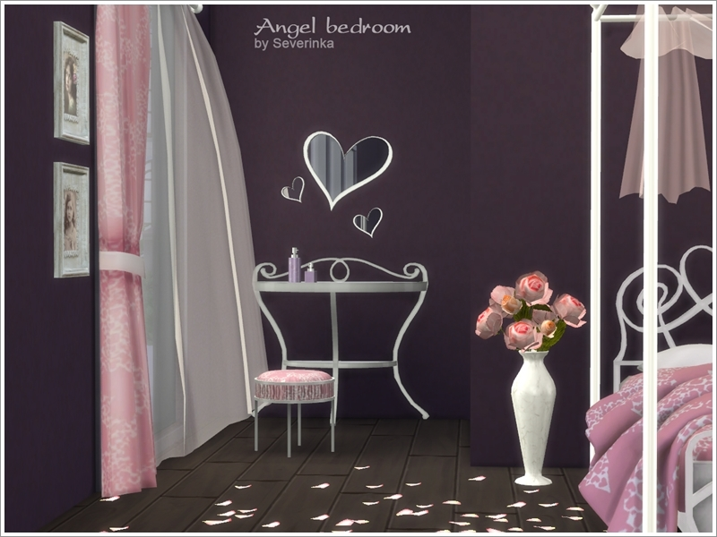 severinka 39 s romantic bedroom angel