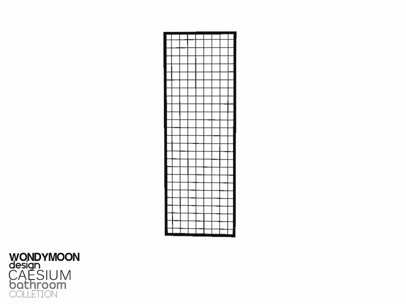 Wondymoon S Caesium Wall Panel