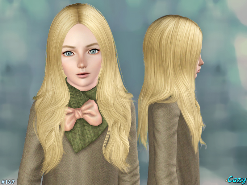 Hairstyles Girl Download: Cazy's Denial Hairstyle