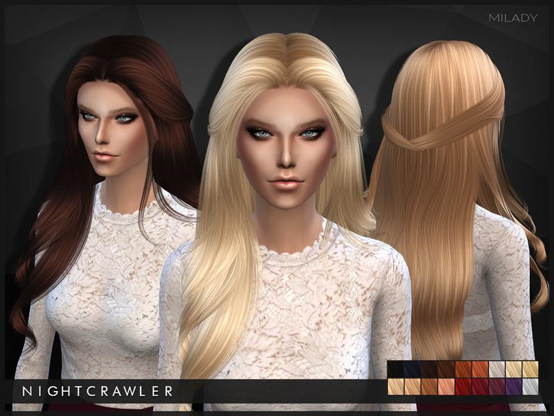 Nightcrawler Sims Nightcrawler Milady