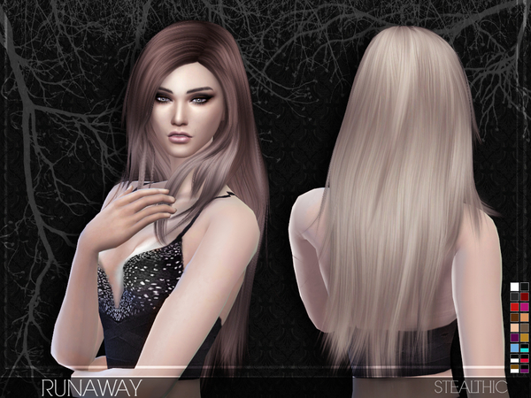 Long Hair Cc For Girls The Sims Forums