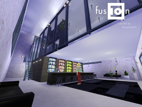 Amathakathi S Fusion Bar Amp Stage