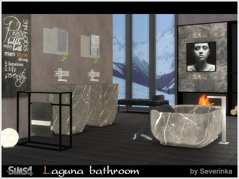 Severinka S Laguna Bathroom
