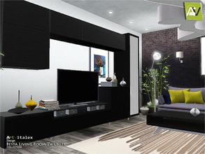 Besta Living Room TV Units Part 95
