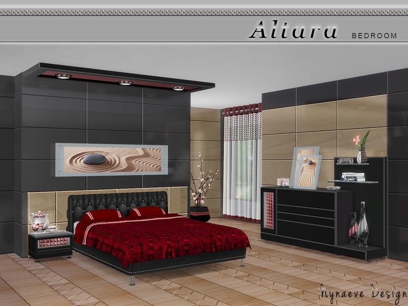 Master Bedroom Ideas Sims 4