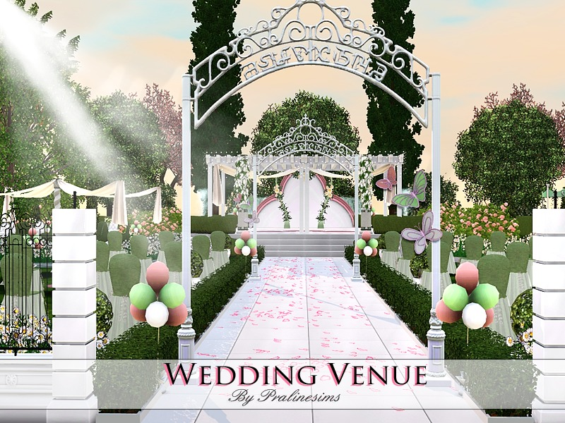 Pralinesims Wedding Venue